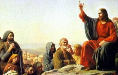 El Sermón del Monte - Cristianos