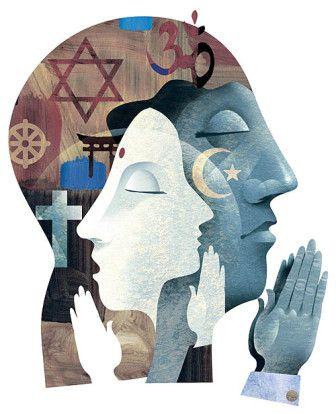 ¿Cómo el mundo ve la religión?