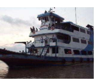 barco misionero