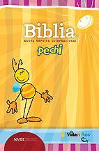 ¡Llegó la Biblia Pechi!