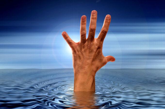 ¿Sientes que los problemas te ahogan?