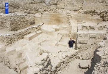 Descubren una muralla en Jerusalén que data de más de 2000 años
