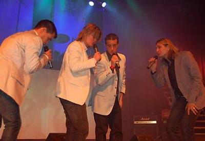 Amanecer realizó en Mendoza un concierto Sobrenatural