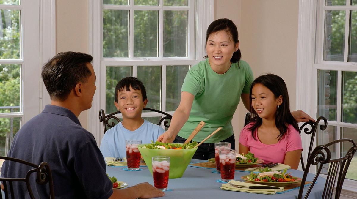 La importancia de compartir en familia