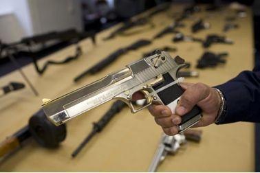 Exigen a la ONU que reglamente y reduzca armamentos
