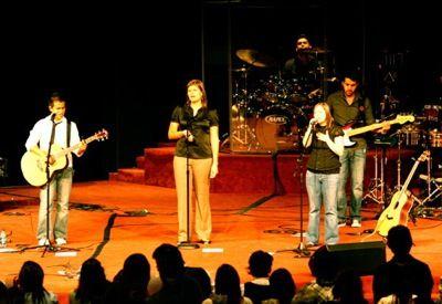 Marcela Gandara y José Luis Reyes, juntos en concierto
