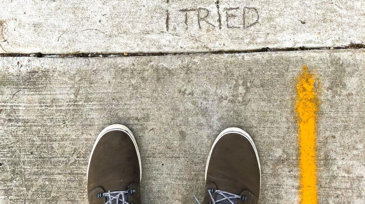 Inténtalo ¡aunque falles!