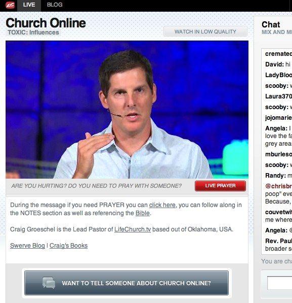 Las grandes limitaciones de la Iglesia Digital
