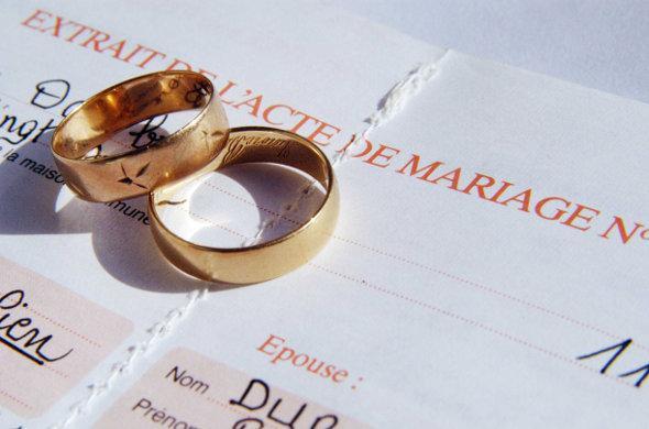 Sobre la legalización del matrimonio