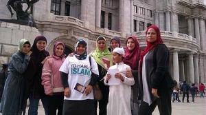 Aumenta el número de hispanos inmigrantes en Estados Unidos que optan por unirse al Islam