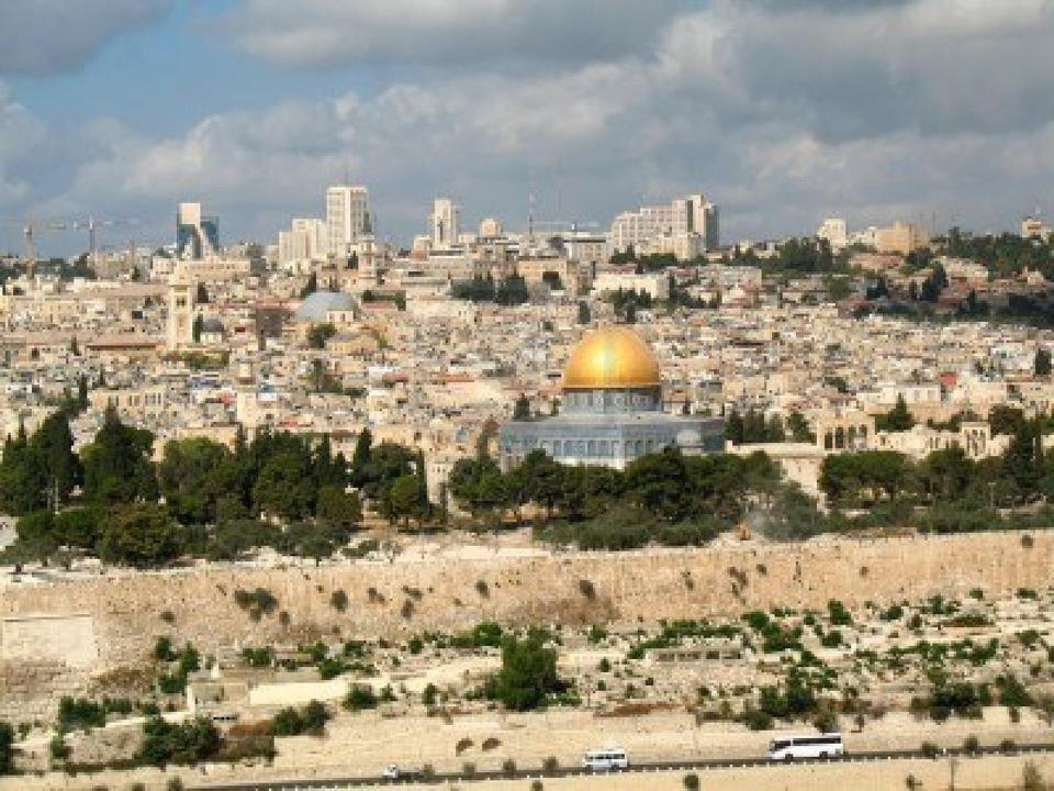 Aventúrate a caminar con Jesús hacia Jerusalén