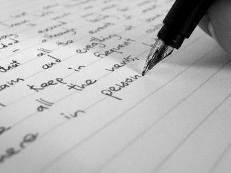 Carta de joven martirizado por su fe