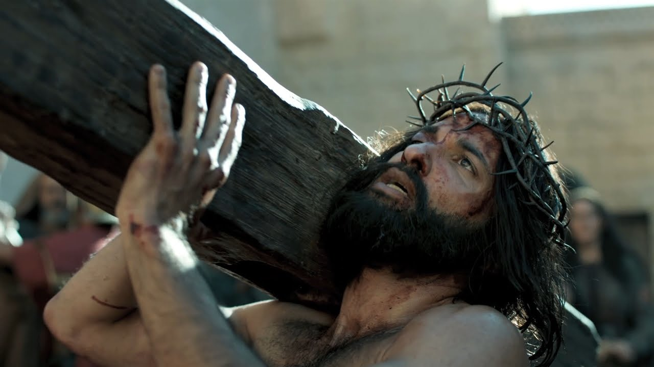 Actor musulmán interpreta a Jesucristo