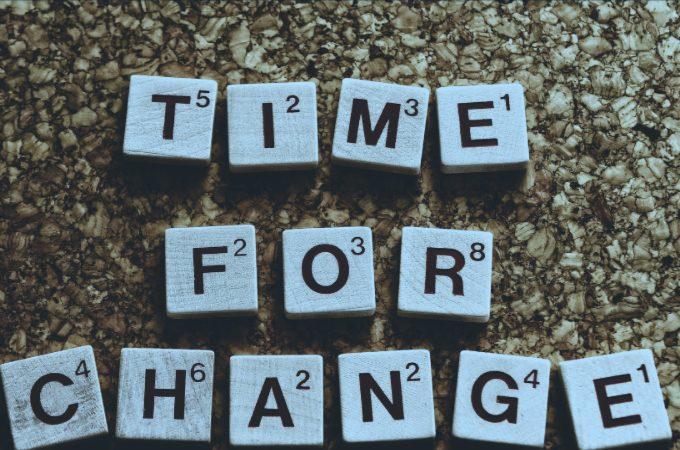 Cambiar no es fácil, pero es posible