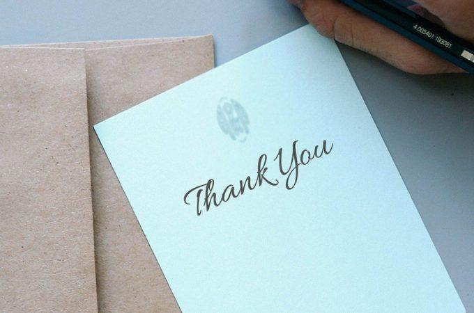 ¿Dar gracias en todo?