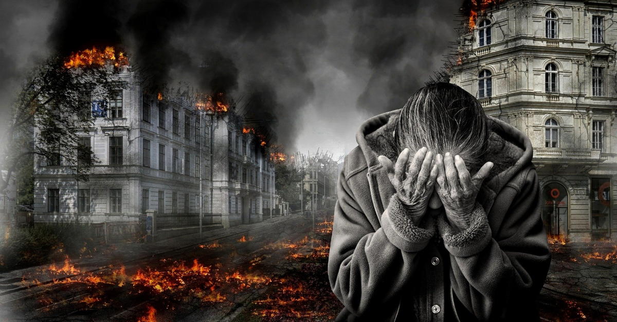 ¿Estamos listos para enfrentar los golpes de la vida?