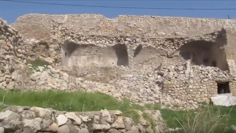 Tumba del profeta Nahum en peligro de desaparecer
